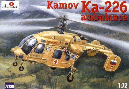 Amodel Kamov Ka-226 Soviet ambulance helicopter