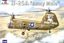 Amodel H-25A 'Army Mule' USAF helicopter makett