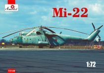 Amodel Mi-22 Soviet Helicopter makett