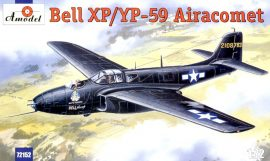 Amodel Bell XP/YP-59 Airacomet USAF fighter