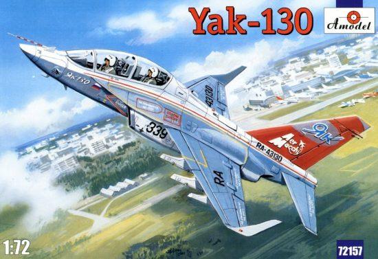 Amodel Yak-130 makett