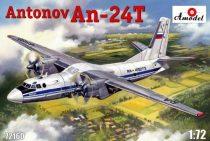 Amodel Antonov An-24T makett