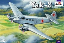 Amodel Yakovlev Yak-8 Soviet passenger aircraft makett