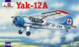 Amodel Yakovlev Yak-12A