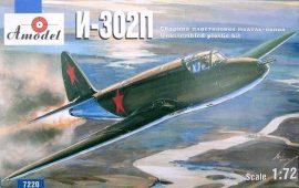 Amodel I-302P Soviet WWII rocket interceptor