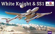 Amodel White Knight & SS1 makett