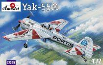 Amodel Yak-55M 'FORTIS' makett