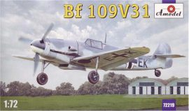 Amodel Messerschmitt Bf-109V31