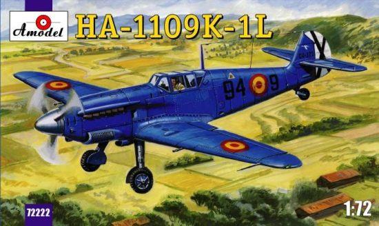 Amodel HA-1109-K1L Spanish fighter