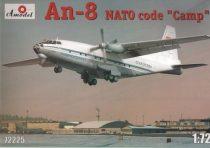 Amodel Antonov An-8 AEROFLOT makett