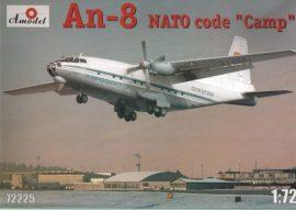 Amodel Antonov An-8 AEROFLOT