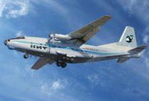 Amodel Antonov An-8 civil aircraft makett