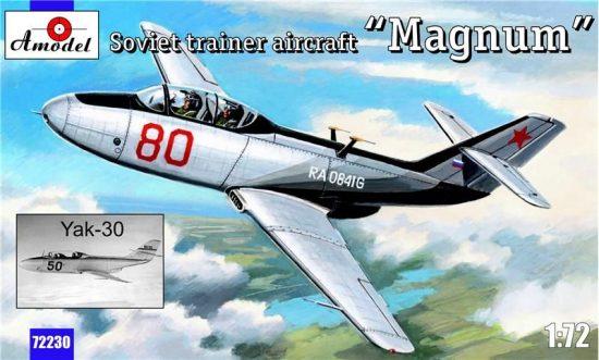 "Amodel Yak-30 ""Magnum"" Soviet training aircraft makett"