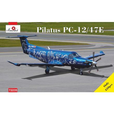 Amodel Pilatus PC-12/47E Limited makett