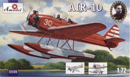 Amodel AIR-10 makett
