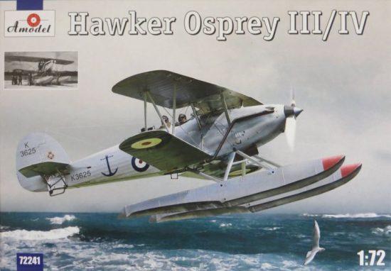 Amodel Hawker Osprey III/IV