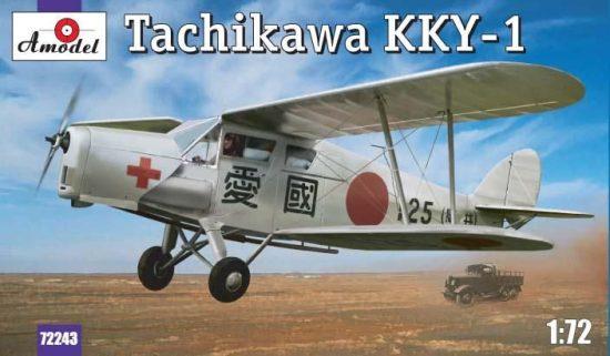 Amodel Tachikawa KKY-1 makett