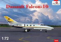 Amodel Dassault Falcon 10 makett