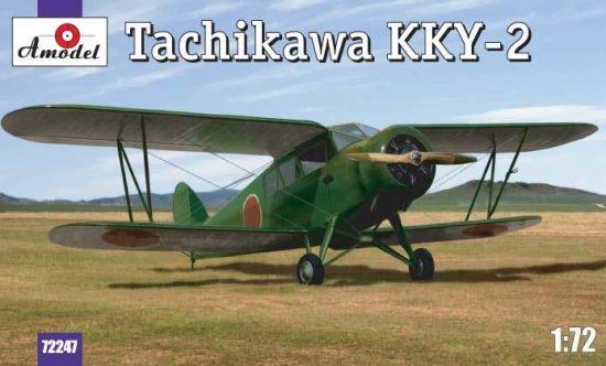 Amodel Tachikawa KKY-2 makett