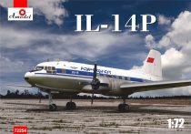 "Amodel Ilyushin IL-14P ""Crate"" makett"