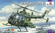 Amodel MBB Bo-105P helicopter