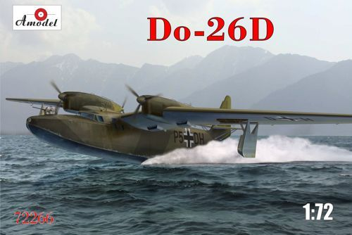 Amodel Dornier Do-26D makett