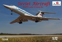 Amodel Tupolev Tu-134UBL makett