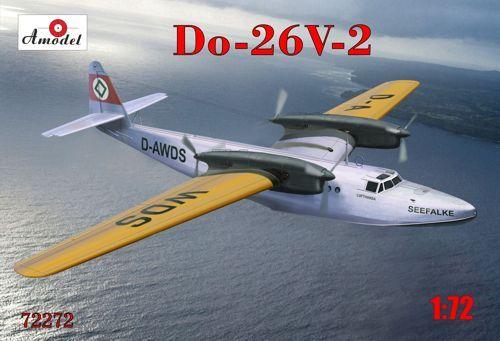 Amodel Dornier Do-26V-2 makett