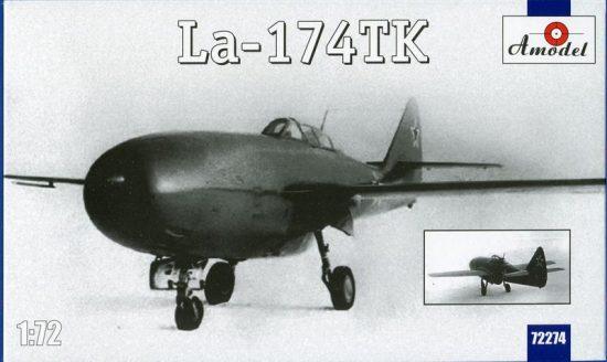 Amodel Lavochkin La-174TK makett