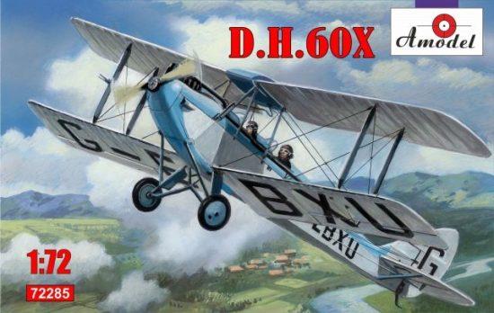 Amodel de Havilland DH.60X makett