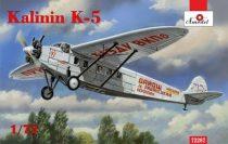 Amodel Kalinin K-5 makett