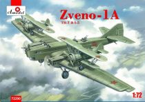 Amodel Zveno-1A. TB-1 & I-5 makett