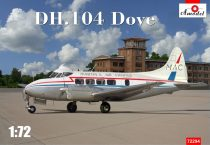 Amodel de Havilland DH-104 Dove makett