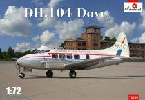 Amodel de Havilland DH-104 Dove makett