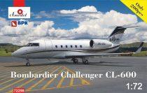 Amodel Bombardier Challenger CL-600 Limitet makett