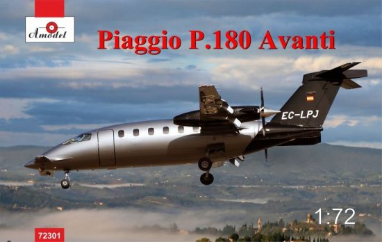 Amodel Piaggio P.180 Avanti makett