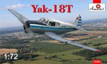 Amodel Yakovlev Yak-18T makett