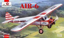 Amodel AIR-6 light civil aircraft makett