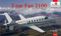 Amodel Lear Fan 2100 makett