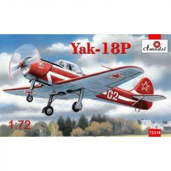 Amodel Yakovlev Yak-18P aerobatic aircraft