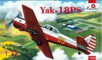Amodel Yakovlev Yak-18PS aerobatic aircraft makett