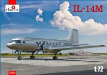 Amodel Ilyushin IL-14M transport aircraft makett
