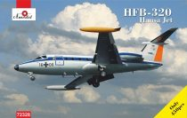 Amodel HFB-320 Hansa Jet 'Lufthansa' makett