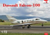 Amodel Dassault Falcon 100 makett
