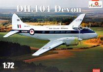 Amodel de Havilland DH-104 Devon makett
