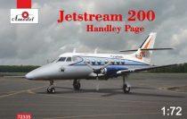Amodel BAe Jetstream 200 makett