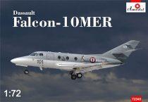 Amodel Dassault Falcon 10Mer makett