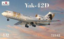 Amodel Yakovlev Yak-42D makett