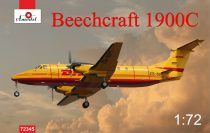 Amodel Beechcraft 1900C DHL makett