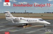 Amodel Bombardier Learjet 55 makett